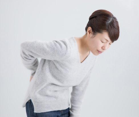 腰痛 中年 女性